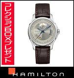 Hamiltonハミルトンジャズマスターオープンハート40mmレザー自動巻きメンズ腕時計送料無料H32565521