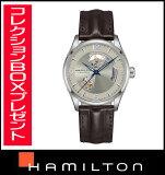 Hamiltonハミルトンジャズマスターオープンハート42mmレザー自動巻きメンズ腕時計送料無料H32705521