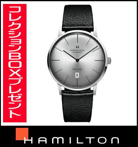 国内正規品【送料無料・あす楽】HAMILTON ハミルトン イントラマティック メンズ腕時計 H38755751【新品】【RCP】【P08Apr16】