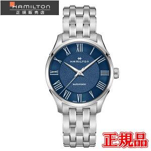 正規品HamiltonハミルトンジャズマスターAUTO自動巻きメンズ腕時計送料無料H42535140