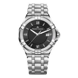 正規品 MAURICE LACROIX モーリスラクロア アイコン デイト 42mm クォーツ メンズ腕時計 送料無料 AI1008-SS002-330-1 【MIO】