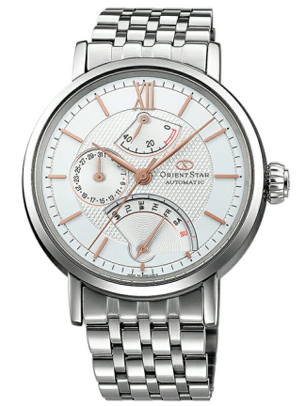 【送料無料・あす楽】オリエントスター RETROGRADE [レトログラード]  自動巻き メンズ腕時計 WZ0111DE 【JCRCP】【02P01May16】