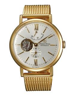 東方明星經典半骨架男式手錶 WZ0171DK