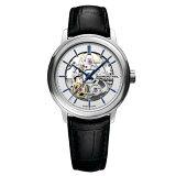 RAYMONDWEILレイモンド・ウェイルマエストロオープンハート自動巻きメンズ腕時計クロコ型押しカーフ国内正規品あす楽送料無料2215-STC-65001敬老の日ギフト