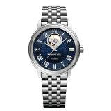 RAYMONDWEILレイモンド・ウェイルマエストロオープンハート自動巻きメンズ腕時計ステンレススチール日本限定国内正規品あす楽送料無料2227-ST-00508敬老の日ギフト