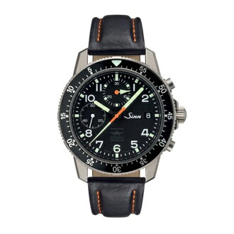 Domestic regular article Sinn gin Instrument Chronographs 103 men's watch 103 .TI.IFR