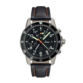 【豪華ノベルティ進呈】 正規品 Sinn ジン Instrument Chronographs 103 メンズ腕時計 103.TI.UTC.IFR
