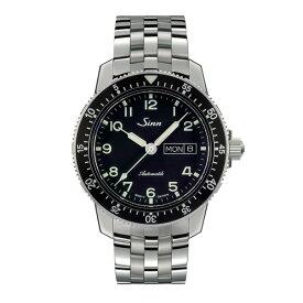 【豪華ノベルティ進呈】 正規品 Sinn ジン Instrument Watches 104 メンズ腕時計 送料無料 104.ST.SA.A.M あす楽