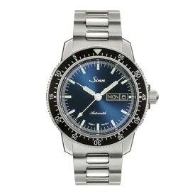 【豪華ノベルティ進呈】 国内正規品 Sinn ジン 自動巻き メンズ腕時計 パイロットウォッチ 送料無料 104.ST.SA.IB ラッピング無料