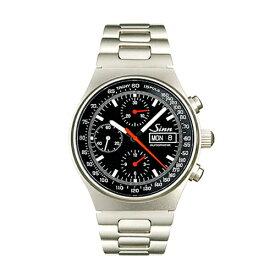 【豪華ノベルティ進呈】 Sinn ジン Instrument Chronographs 144 メンズ腕時計 144.ST.SA【新品】 ラッピング無料 あす楽