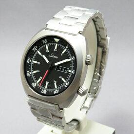 【豪華ノベルティ進呈】 正規品 Sinn ジン Instrument Watches 240 メンズ腕時計 240.S.M