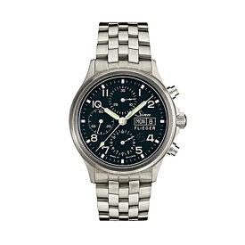 【豪華ノベルティ進呈】 正規品 Sinn ジン Instrument Chronographs 358 メンズ腕時計 358.SA.FLIEGER あす楽