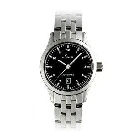 【豪華ノベルティ進呈】 正規品 Sinn ジン Financial Watches 6000series レディース腕時計 送料無料 456