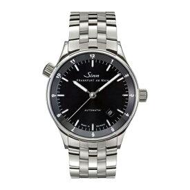 【豪華ノベルティ進呈】 正規品 Sinn ジン Financial Watches 6000series メンズ腕時計 6068 あす楽