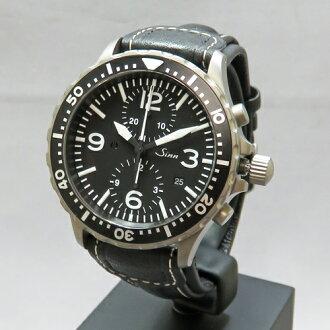 Domestic regular article Sinn gin Instrument Chronographs 757 men's watch 757