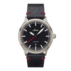 【豪華ノベルティ進呈】 国内正規品 Sinn ジン 自動巻き メンズ腕時計 カウレザーストラップ 送料無料 836.C ラッピング無料