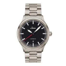 【豪華ノベルティ進呈】 国内正規品 Sinn ジン 自動巻き メンズ腕時計 ステンレスバンド 送料無料 836.M ラッピング無料