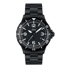 【豪華ノベルティ進呈】 正規品 Sinn ジン Instrument Watches 857 メンズ腕時計 857.B.S あす楽