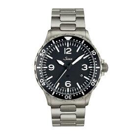 【豪華ノベルティ進呈】 正規品 Sinn ジン Instrument Watches 857 メンズ腕時計 857.B