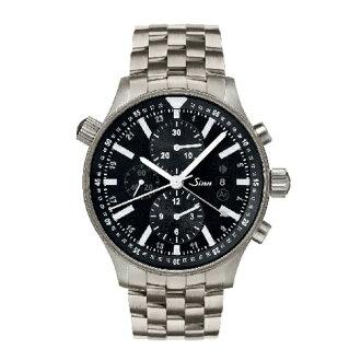 Domestic regular article Sinn gin Instrument Chronographs 900 men's watch 900 .FLIEGER