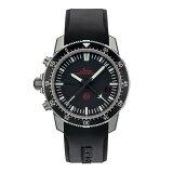 国内正規品Sinnジン自動巻きクロノグラフメンズ腕時計シリコンストラップ世界限定500本送料無料EZM1.1