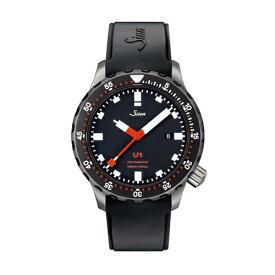 【豪華ノベルティ進呈】 正規品 Sinn ジン Diving Watches U1 メンズ腕時計 U1.SDR