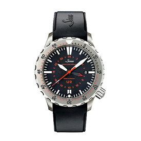 【豪華ノベルティ進呈】 国内正規品【24回払いまで無金利】 Sinn ジン Diving Watches メンズ腕時計 送料無料 U2【新品】 ラッピング無料 あす楽