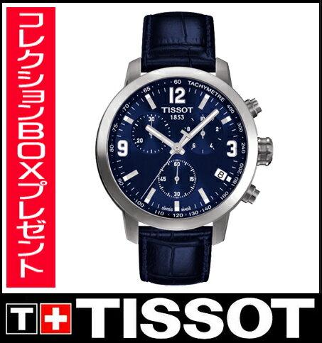 【送料無料】国内正規品 TISSOT[ティソ] T-Sport PRC200 Chrono メンズ腕時計 T055.417.16.047.00 【RCP】【P08Apr16】