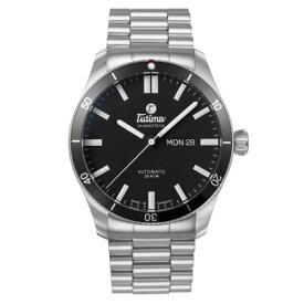 正規品 Tutima チュチマ Grand Flieger グランドフリーガー エアポート 自動巻き メンズ腕時計 あす楽 送料無料 6101-02 ラッピング無料 あす楽