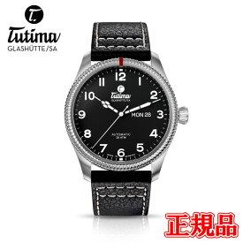 正規品 Tutima チュチマ グランドフリーガークラシック 自動巻き メンズ腕時計 送料無料 6102-01 ラッピング無料
