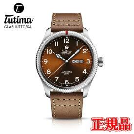 正規品 Tutima チュチマ グランドフリーガークラシック 自動巻き メンズ腕時計 送料無料 6102-03 ラッピング無料