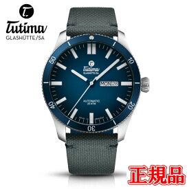 正規品 Tutima チュチマ グランドフリーガーエアポート 自動巻き メンズ腕時計 送料無料 6106-01 ラッピング無料