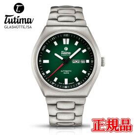 正規品 Tutima チュチマ M2 コーストライン自動巻き メンズ腕時計 送料無料 6150-08 ラッピング無料