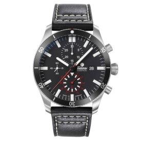 正規品 Tutima チュチマ Grand Flieger グランドフリーガー エアポート 自動巻き クロノグラフ メンズ腕時計 送料無料 6401-01 ラッピング無料