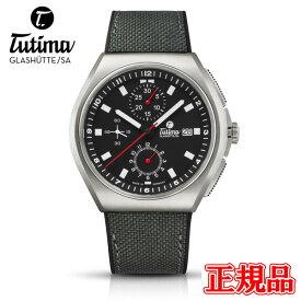 正規品 Tutima チュチマ M2 自動巻き メンズ腕時計 送料無料 6430-05 ラッピング無料