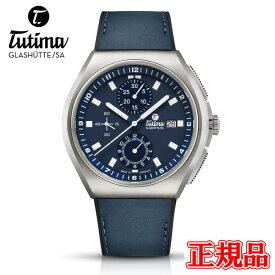 正規品 Tutima チュチマ M2 自動巻き メンズ腕時計 送料無料 6430-06 ラッピング無料