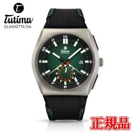 正規品 Tutima チュチマ M2 自動巻き メンズ腕時計 送料無料 6450-04 ラッピング無料