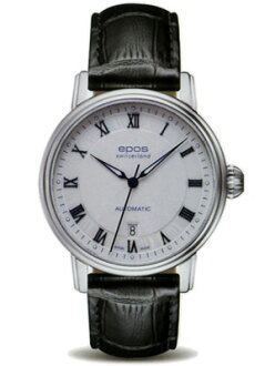 EPOS emotion mens automatic winding date classic 3390 RWH fs3gm