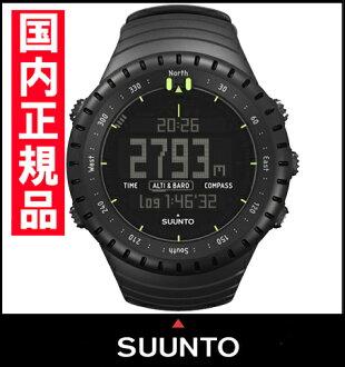 SUUNTO[sunto]手錶CORE SS014279010