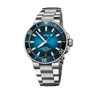 【予約販売】正規品ORISオリスアクイスデイトキャリバー400メンズ腕時計送料無料0140077634135-0782409PEB
