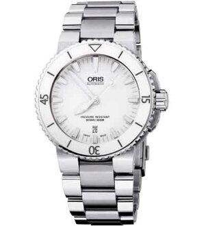 ORIS dive aquis date mens watch Ref.733 7653 41 56M fs3gm