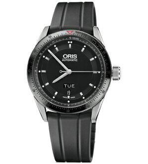 ORIS motor sport antics GT day-date automatic winding watch 735 762 44 34R fs3gm
