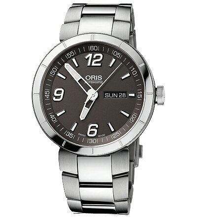 【送料無料】 ORIS [ オリス ] モータースポーツ TT1 デイデイト 自動巻腕時計 735 7651 41 63M 【新品】