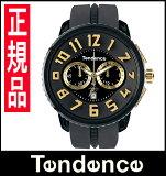 【送料無料】TENDENCE[テンデンス]GulliverRound〔ガリバーラウンド〕メンズ/レディース腕時計TG460011【新品】【RCP】【P08Apr16】
