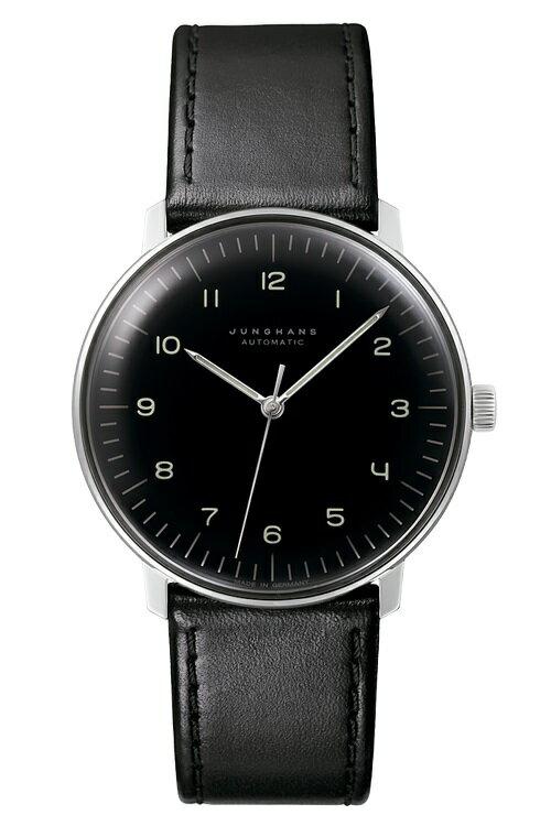 【送料無料】国内正規品 ユンハンス Max Bill by Junghans Automatic メンズ腕時計 027 3400 00【新品】