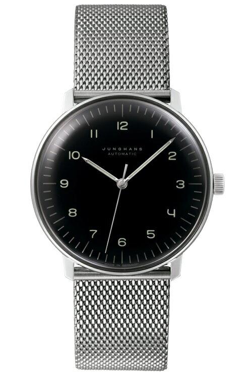 【送料無料】国内正規品 ユンハンス Max Bill by Junghans Automatic メンズ腕時計 027 3400 00M【新品】