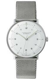 【送料無料】国内正規品 ユンハンス Max Bill by Junghans Automatic メンズ腕時計 027 3500 00M【新品】