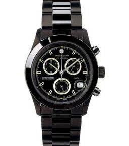 【送料無料】SWISS MILITARY[スイスミリタリー] ELEGANT [エレガント]  クロノグラフ メンズ腕時計 ML 247 【新品】