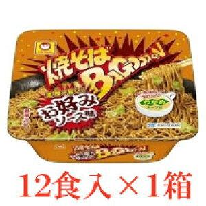マルちゃん 焼そば バゴォーン お好みソース味 121g ×1箱【12食】 【東洋水産/東北限定/焼きそば/やきそば/BAGOOOON/バゴーン】