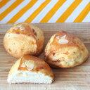 桃とクリームチーズスコーン
